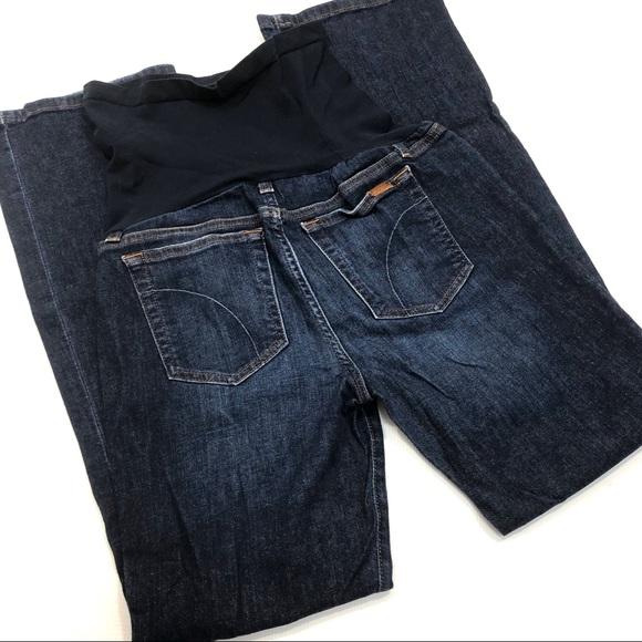 Joe's Jeans Denim - Joe's Petite Bootcut Maternity Jean In Quinn